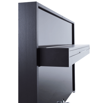 Sauter Concent upright with flat finish