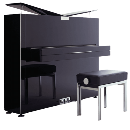 Sauter model Pure upright piano