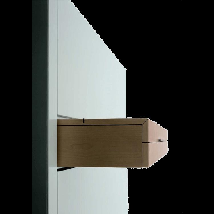 Sauter Pure white upright