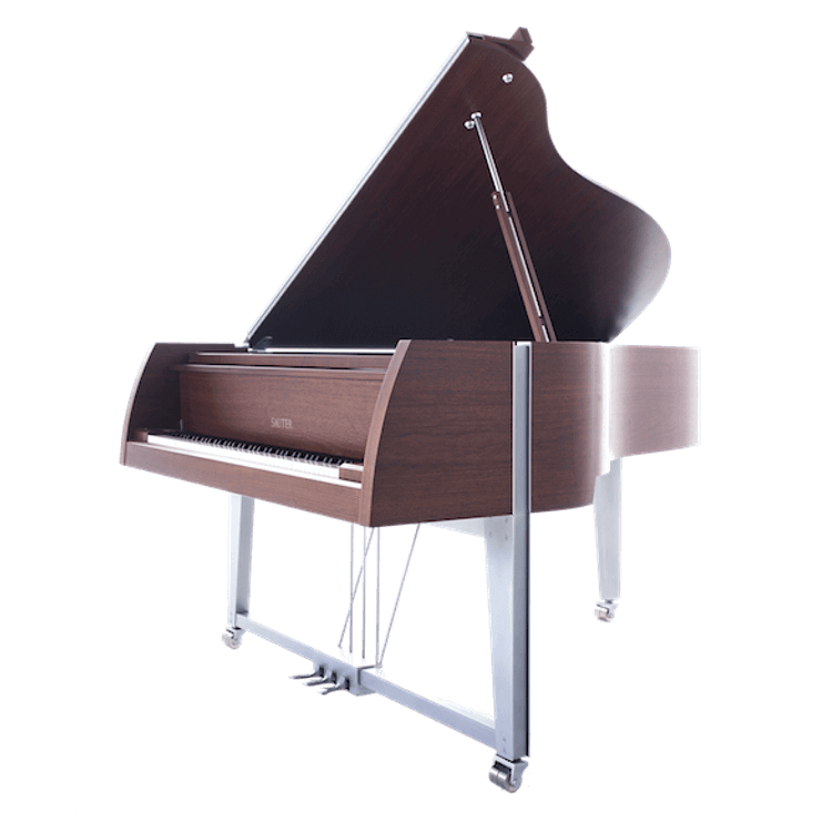 Sauter Vivace Grand Piano in Walnut