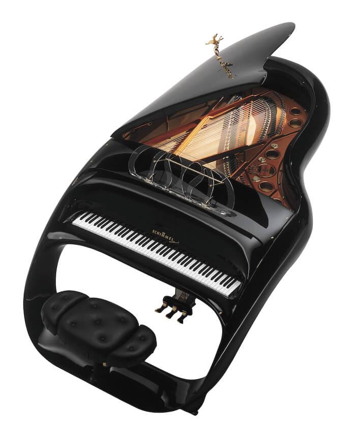 Schimmel Pegasus modern piano