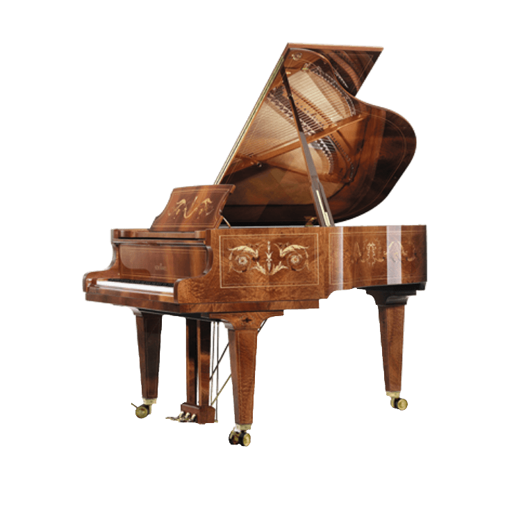 Schimmel Tradition Intarsie Liaison grand piano_L