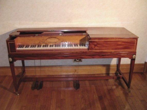 Schoene Square Piano