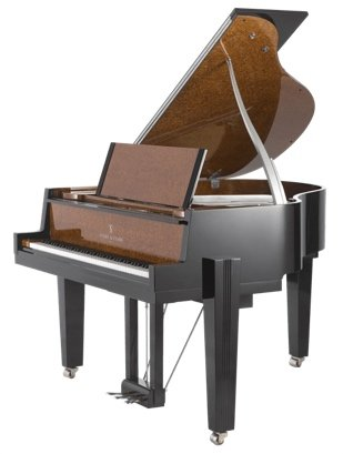Story and Clark baby grand piano