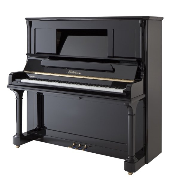 full size upright Piano by Blüthner