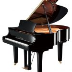Yamaha Model C1X baby grand piano