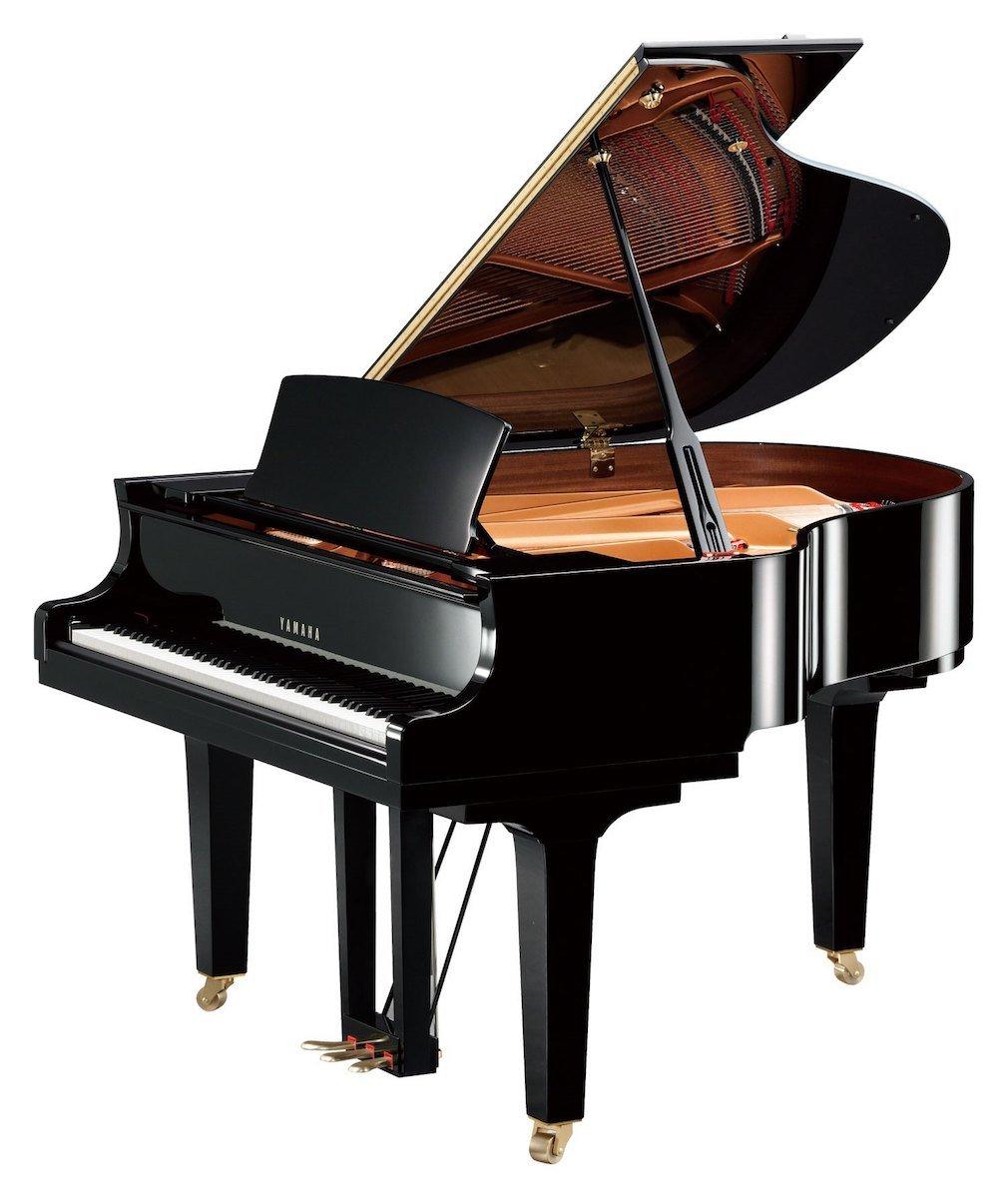 Yamaha Model C1X baby grand piano