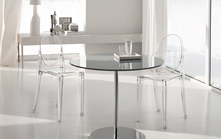 use of acrylic furniture in interior design