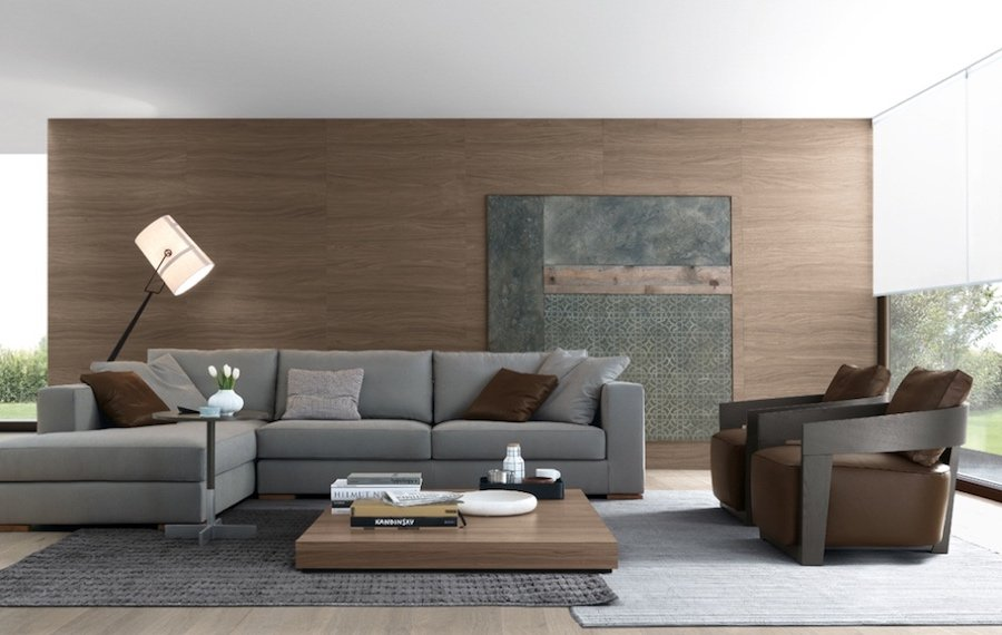 brown tones interior design