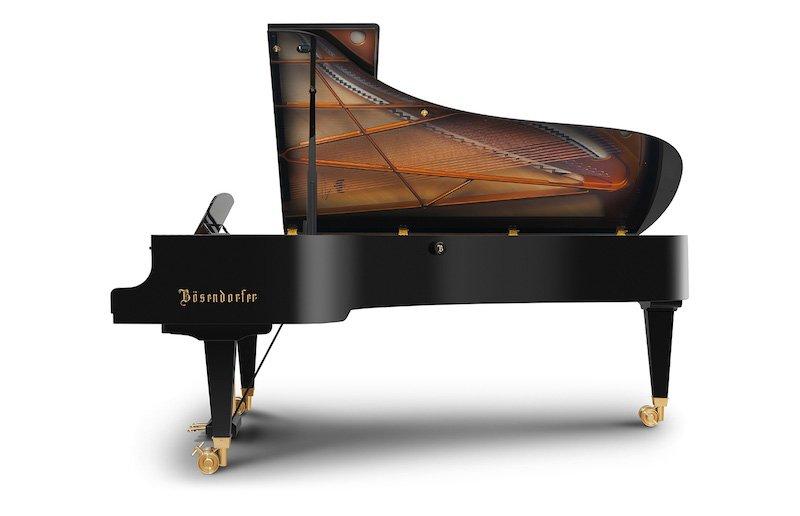 Bösendorfer concert grand piano