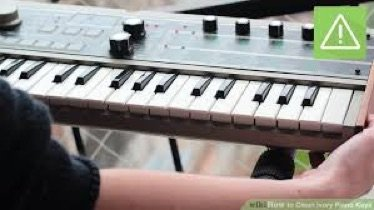 digial piano keyboard