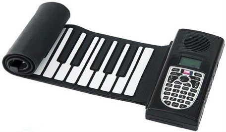 foldable piano keyboard