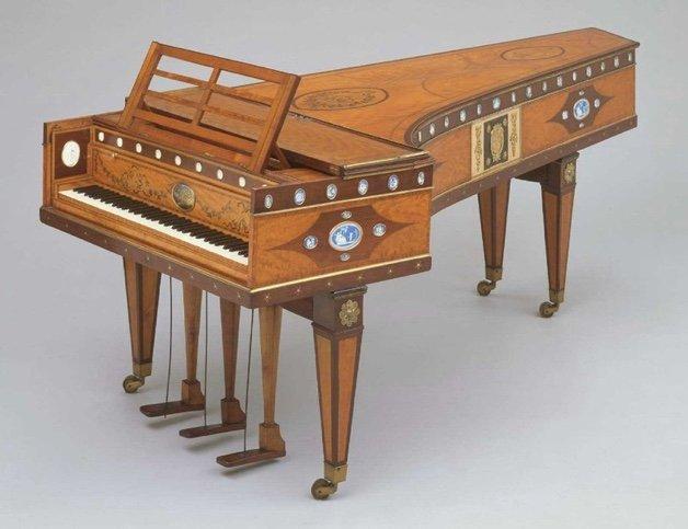 1796 John Broadwood & Son Grand piano
