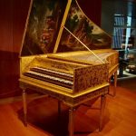 harpsichord piano