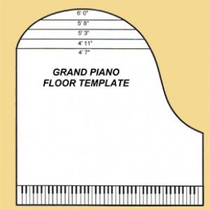 Grand pianos for sale modern pianos euro pianos naples for What are the dimensions of a baby grand piano