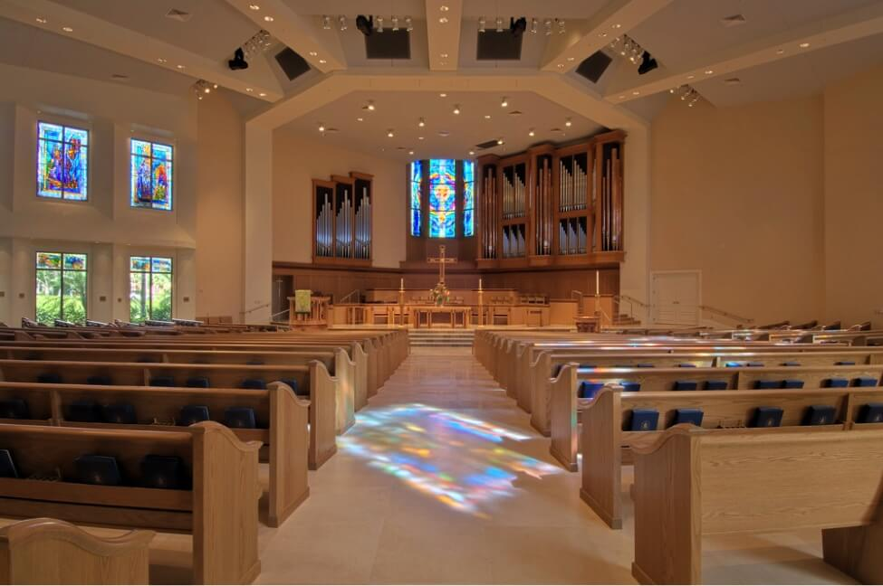 The Moorings Church in Naples, Florida