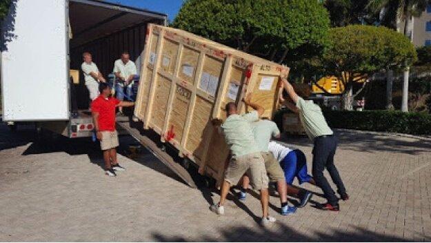 Naples Piano Moving