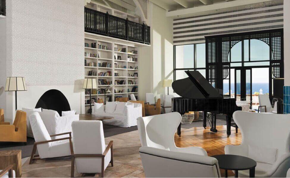 Grand Piano in Interior Design