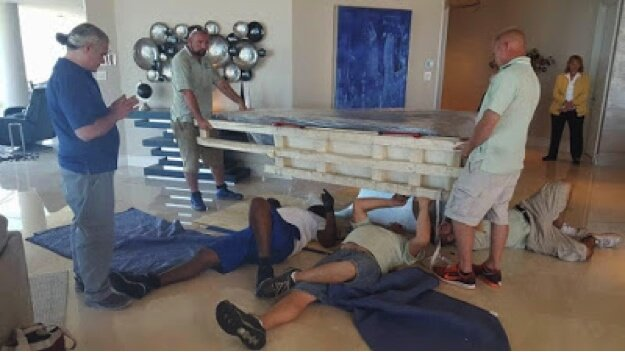 Piano moving specialists in Naples