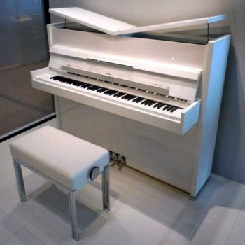 Sauter Concent upright piano