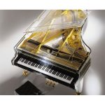 A Clear Choice – Transparent Pianos