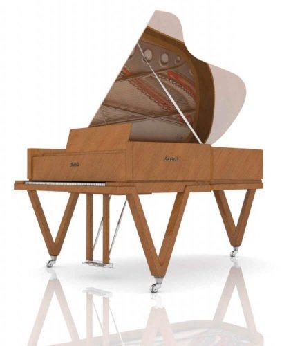 Fazioli telus piano