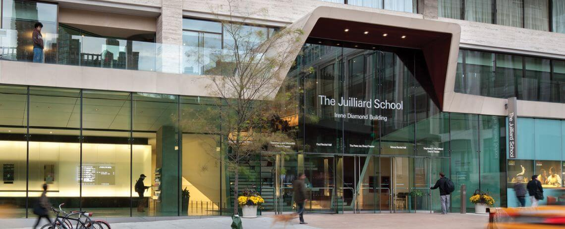 The Juilliard School in New York