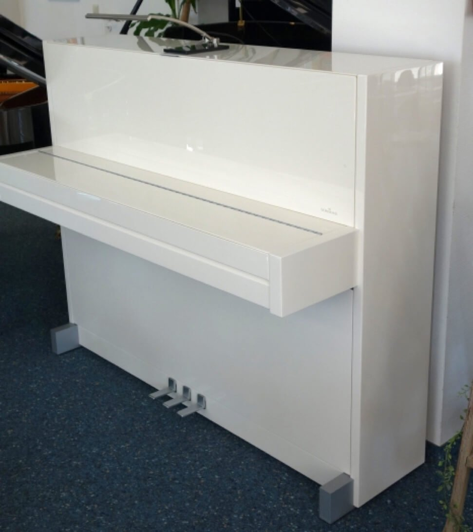 Unique Schimmel white Piano