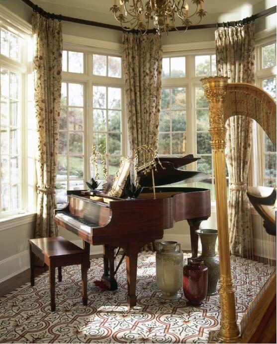 Piano Decor – Design Ideas