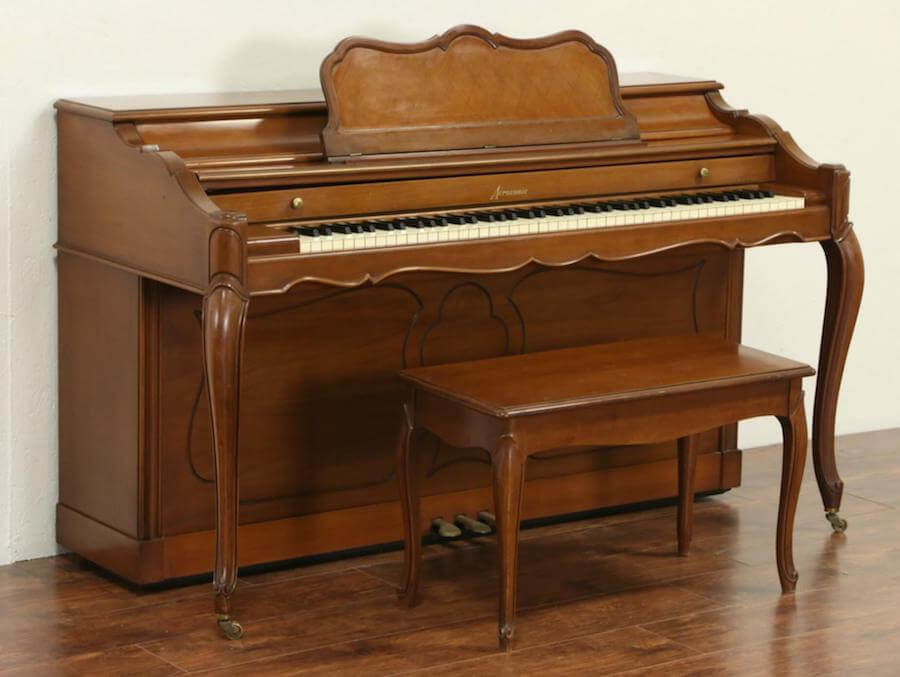 Acrosonic Spinet Piano
