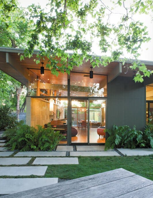 Eichler Home design