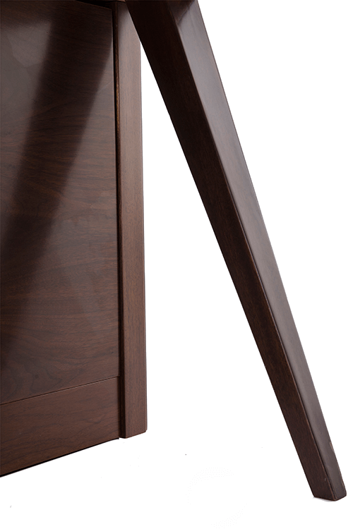 Mid century modern piano legs