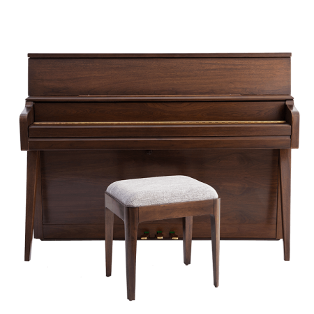 Echo modern piano closed keys