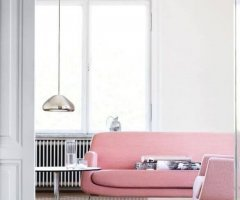 Mod century pink furniture