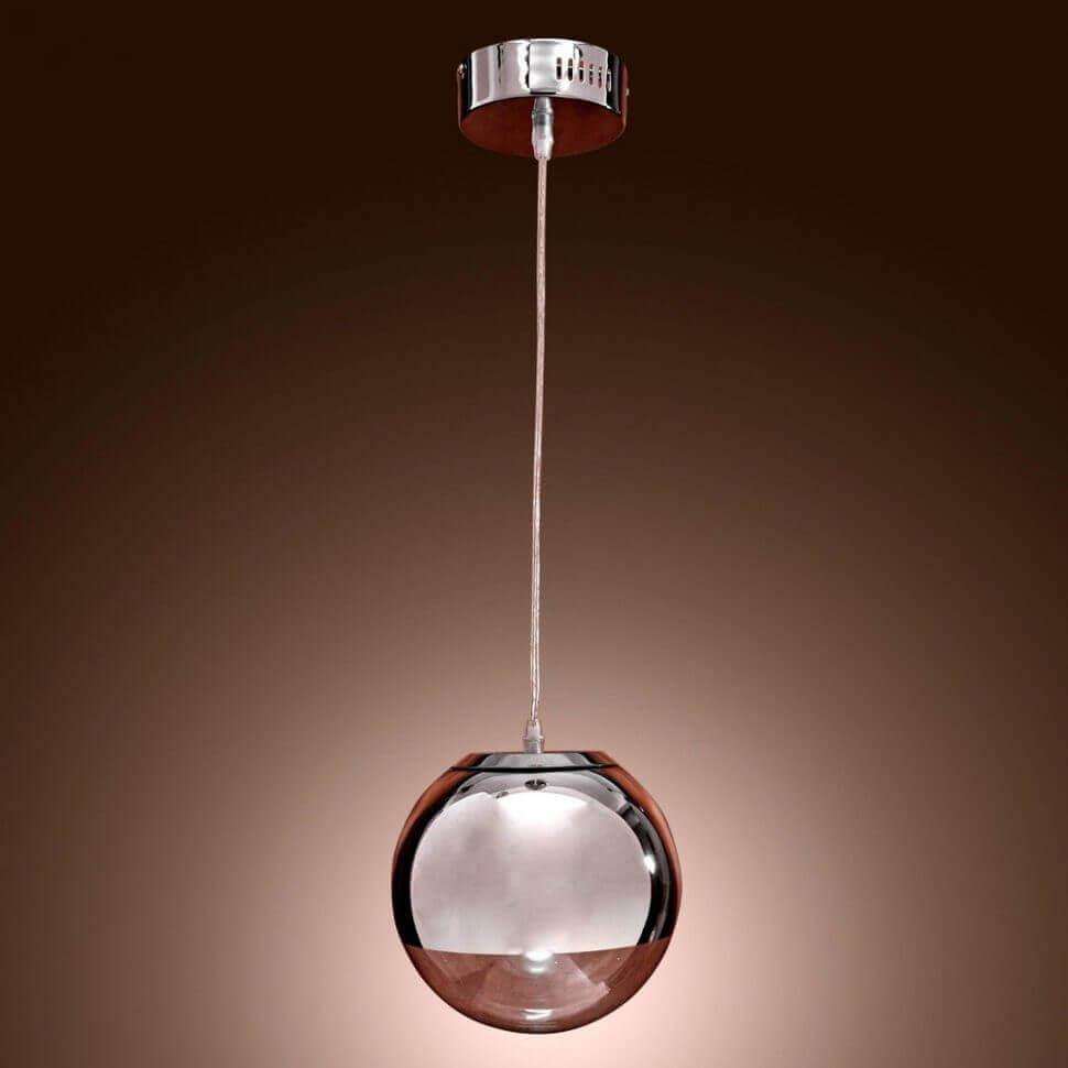 Round cylinder light