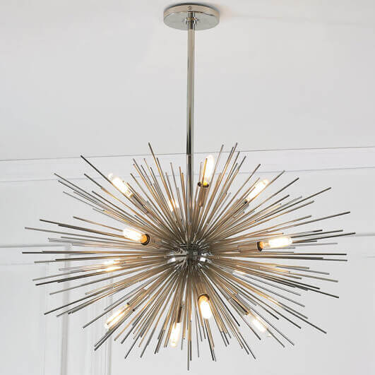 star shape lamp