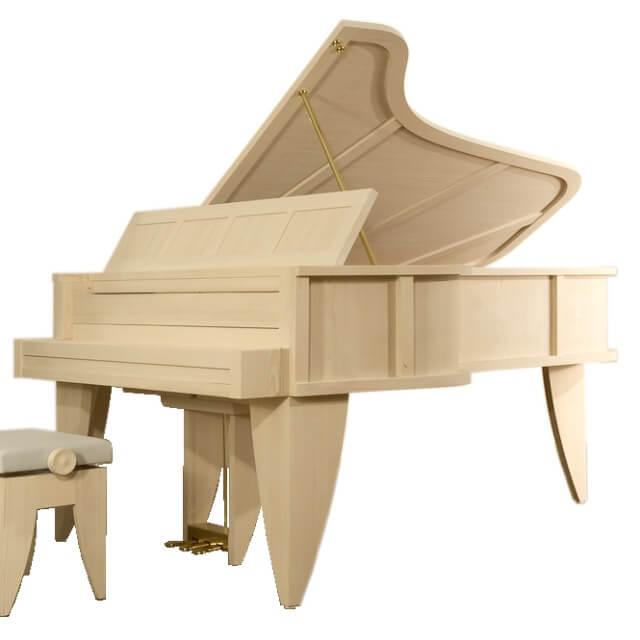 Jorn Utzon designer Steingraeber piano