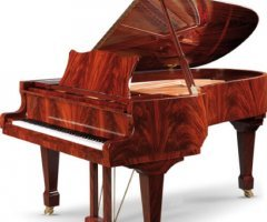 Schulze Pollman grand piano