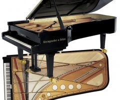 Steingraeber & Sohne E-272 concert grand piano