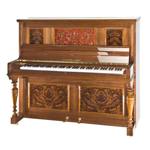 Steingraeber & Sohne professional upright piano