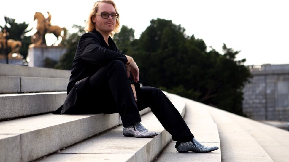 Konstantin In his shoes
