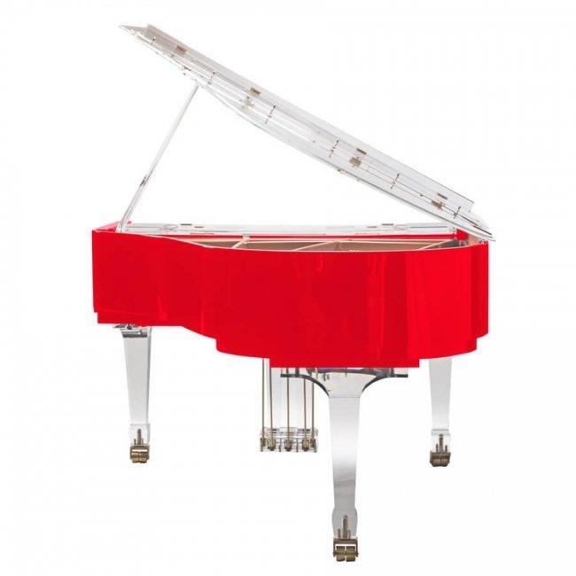Red Grand Piano_1