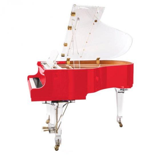 Red Grand Piano_3