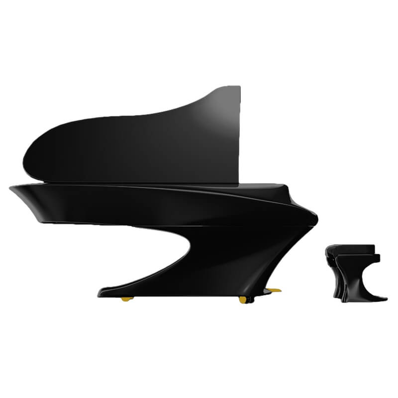 Boganyi – The Futuristic Piano Devoted To Performance Values