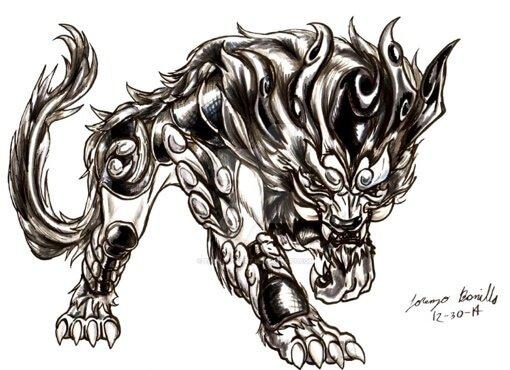 Nian monster