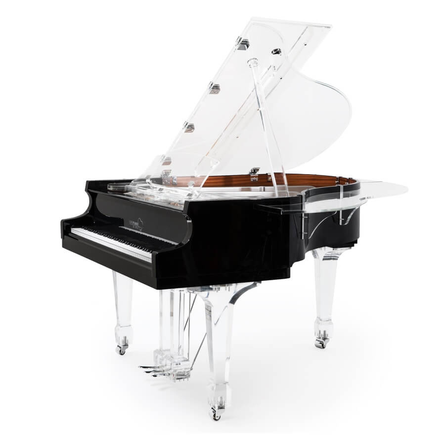 Aire™ acrylic piano_black_chrome_1