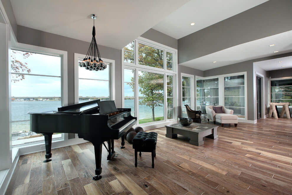 If You Think About A Grand Piano Decorating Idea, You Might Want To Just  Draw A Schematic Of Furniture Placement. Hereu0027s A Nice Example Of How To  Place A ...
