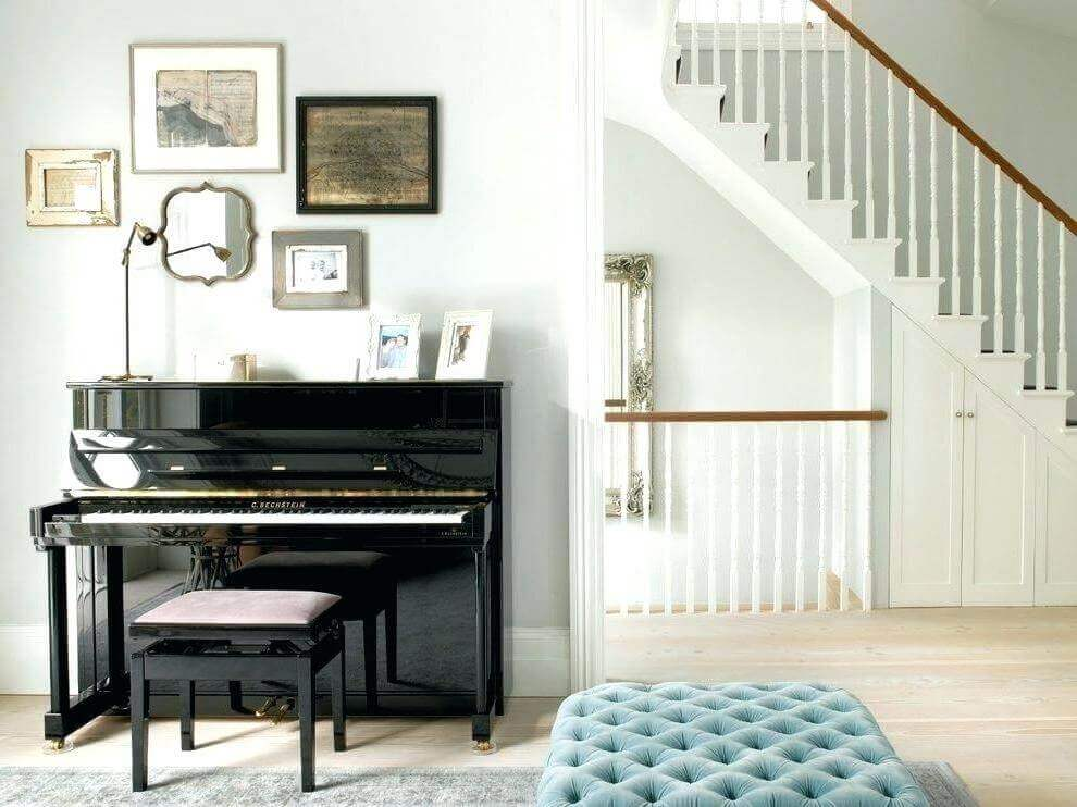 how to place an upright piano