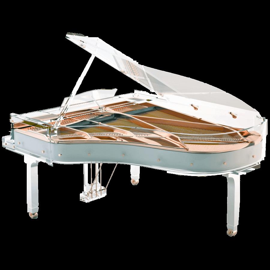 Bluthner Lucid Elegance Piano