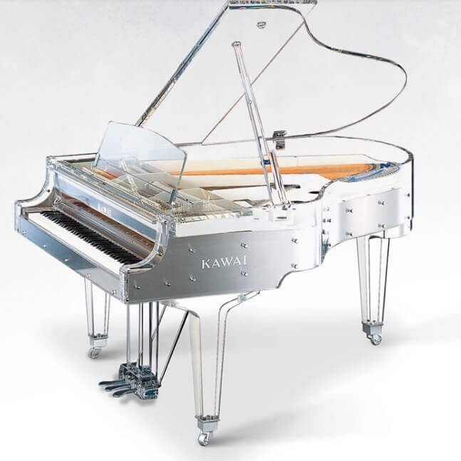 Kawai CR40 Crystal grand piano